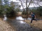 salto del río Hueznar